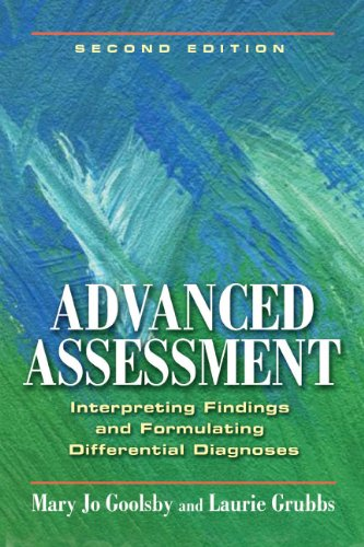 Advanced Assessment: Interpreting Findings and...