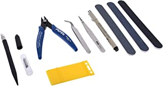 MagiDeal 7pcs Model Making Tools Model Basic Tools Craft Set Kit for Gundam Model Building