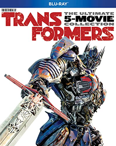Transformers 5 Movie Collection [Blu-ray]