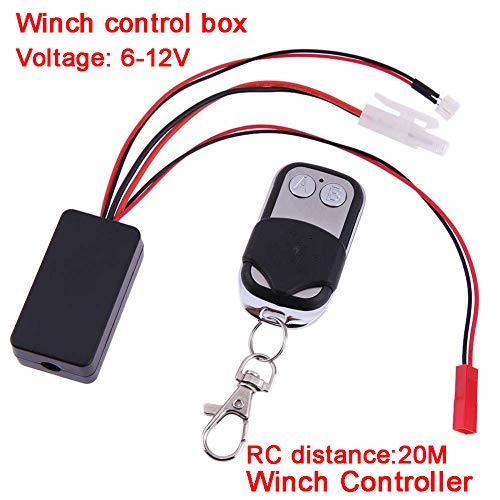 Redcolourful afstandsbediening, draadloos, besturing van de lier voor auto, 1/10 RC All Terrain Traxxas SCX10 D90 D110 TF2 TR2