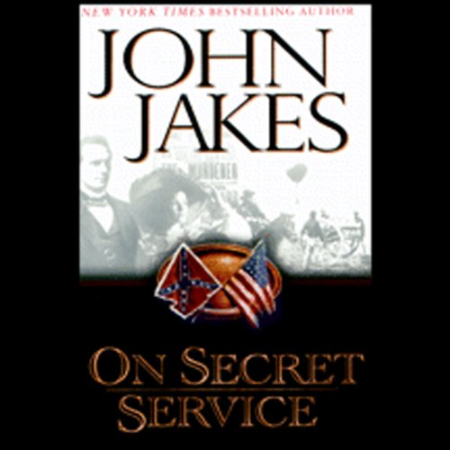 On Secret Service audiobook cover art