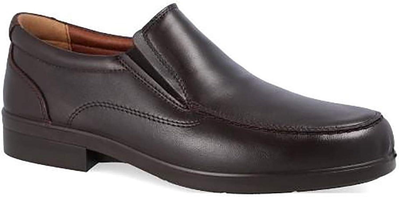 LUISETTI Men's 26850 64 café shoes