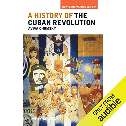 A History of the Cuban Revolution Titelbild