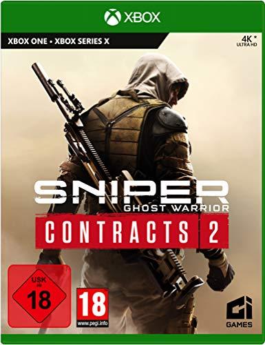 Sniper Ghost Warrior Contracts 2 (Xbox One / Xbox series X) [Edizione: Germania]
