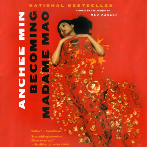 Becoming Madame Mao audiobook cover art