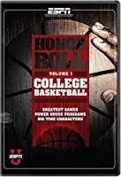 Honor Roll College Basketball 1 [DVD] [Import]