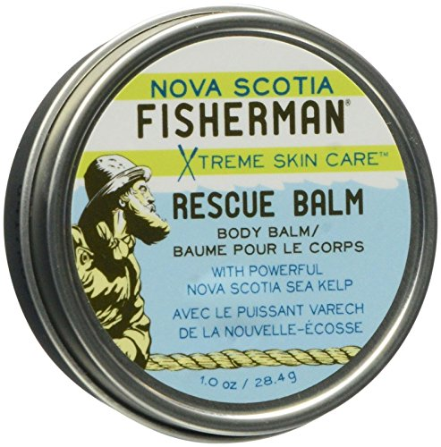 Nova Scotia Fisherman Rescue Balm with Kelp - 1 oz