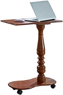 قائم كمبيوتر مكتب طاولة محمول محمول محمول مكتب متدحرج طاولة السرير أريكة مكتب المنزل الأثاث