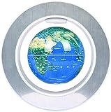 NOOYC Abgehängte Globes Freundschaft Lampen, Geschenke Levitate Magnetic Beleuchtung Hover Entspannung Geschenke gebraucht Dekorieren Zimmer/Büro während der Ferienzeit,O Type_6 inches