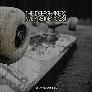 We Are (Remixes)