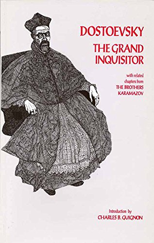 The Grand Inquisitor: with related chapters from The...