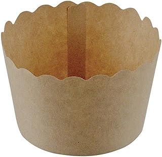 パール金属 EEスイーツ 紙製マフィンカップ L 5枚入 D-4835