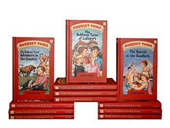 Bobbsey Twins Complete Series Set, 1-12 - Book  of the Original Bobbsey Twins
