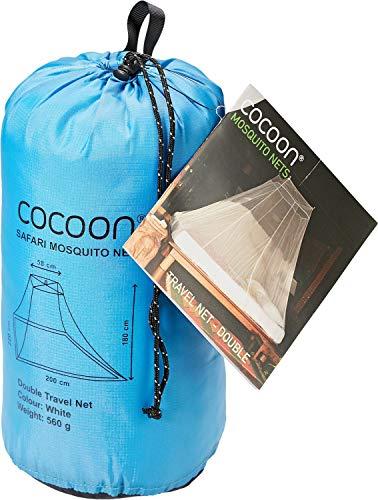 Cocoon Double Moskitonetz ohne Imprägnierung - Indoor Travel Net