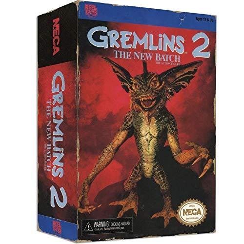 NECA neca30758 20 cm Gremlins 2 Le Nouveau Lot Jeu Vidéo 1990 Mohawk Ultra Deluxe Action Figure