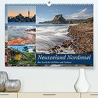 Neuseeland Nordinsel - Das Land der Hobbits und Vulkane (Premium, hochwertiger DIN A2 Wandkalender 2022, Kunstdruck in Hochglanz): Fotografien von der bezaubernden Nordinsel Neuseelands. (Monatskalender, 14 Seiten )