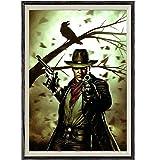 wzgsffs Der Dunkle Turm Revolverheld Stephen King Poster