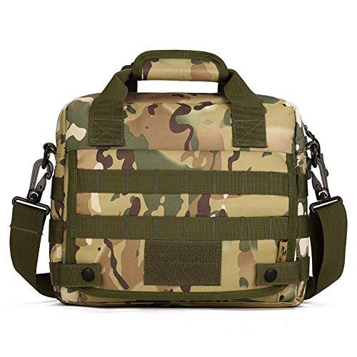 Sac d'épaule extérieure Sac étanche Messenger 10 - Inch Computer Bag Nylon , 4