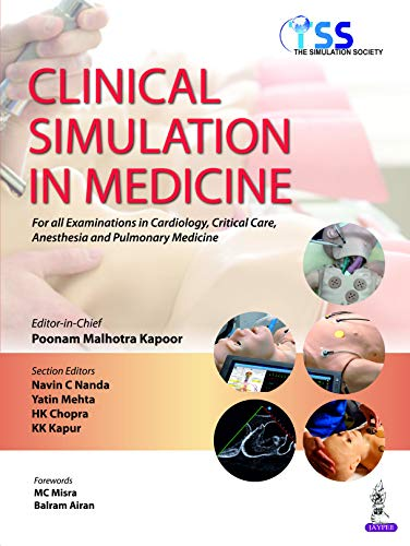 Clinical Simulation in Medicine (English Edition)