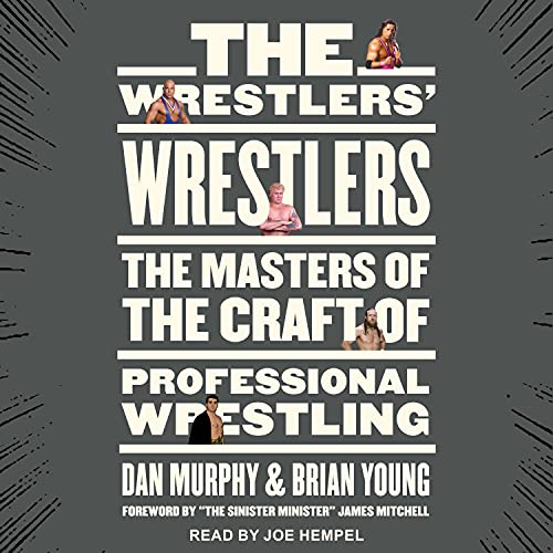 Couverture de The Wrestlers' Wrestlers