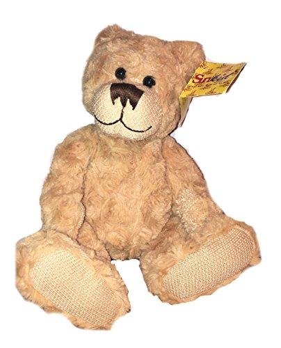 Sunkid Kuscheltier Plüschteddy Teddybär - Beige - ca. 20 cm groß (sitzend)