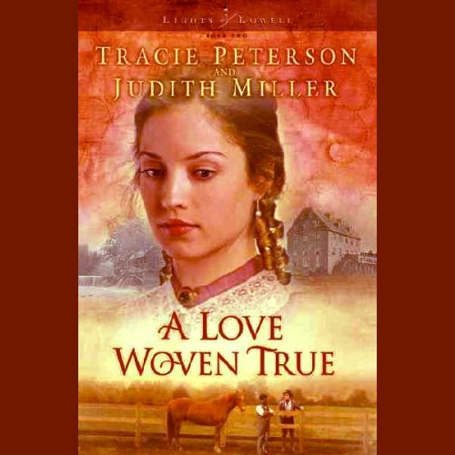 A Love Woven True  cover art