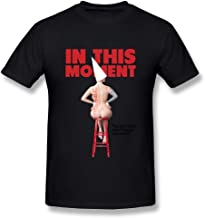 Matt Alexanderyth Matta in This Moment Maria Brink Whore Men's T Shirts Black