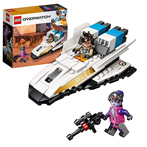 LEGO 75970 - Overwatch Tracer vs. Widowmaker, Bauset