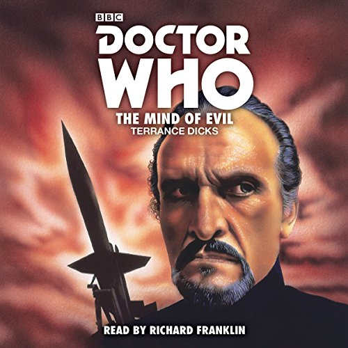 Doctor Who: The Mind of Evil cover art