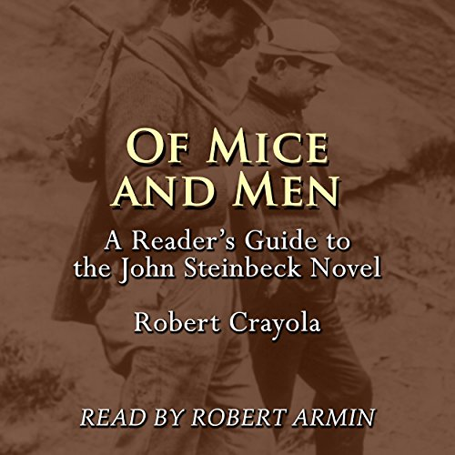 Of Mice and Men: A Reader's Guide to the John Steinbeck Novel audiobook cover art
