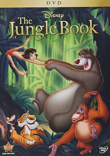 Best jungle book dvd