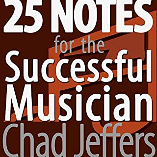 25 Notes for the Successful Musician cover art
