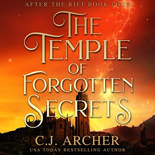 The Temple of Forgotten Secrets Audiobook By C.J. Archer cover art