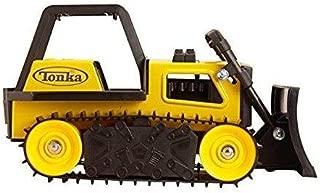 Tonka Steel Bulldozer Vehicle by Tonka