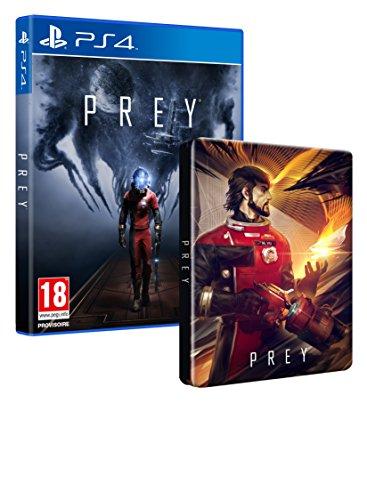 Prey + Steelbook - PlayStation 4 [Edizione: Francia]