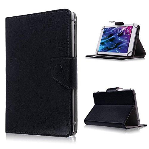 UC-Express Tablet Tasche für Medion Lifetab P8514 P8314 P8312 P8311 S8312 S8311 Hülle Hülle, Farben:Schwarz