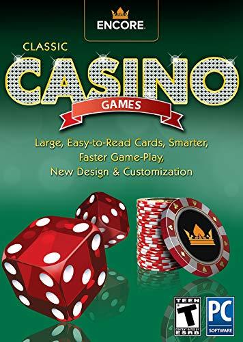 Encore Classic Casino Games – [PC Download]