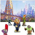 Disney Zootopia Figure Play Set