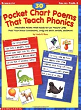 Best pocket chart poems for kindergarten Reviews