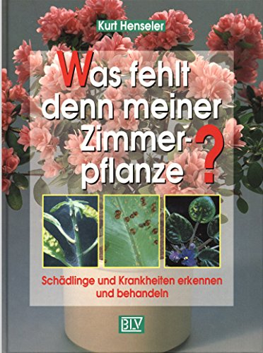 Was fehlt denn meiner Zimmerpflanze? Schädlinge und Krankheiten erkennen und behandeln