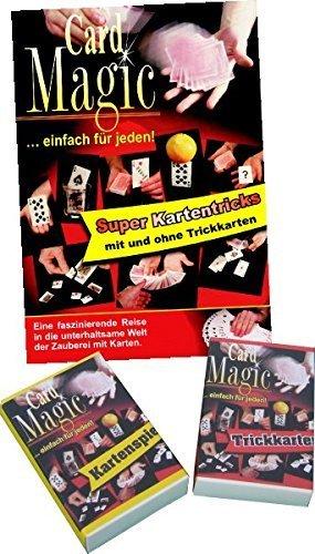 Card Magic - Kartentricks ... einfach für jeden! von John Fabjance