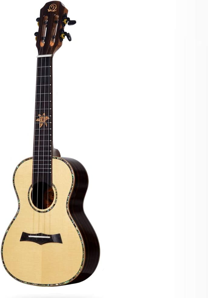 Raleigh Max 55% OFF Mall Ukulele Concert Size Vintage Solid Spruce inch Ukelele St 23 for