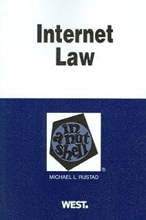 Internet Law in a Nutshell (Nutshell Series)