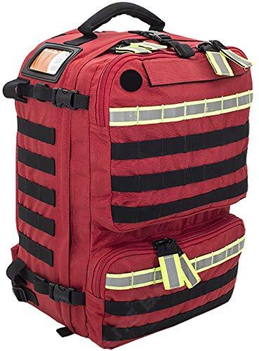 ELITE BAGS PARAMED´S Evo Sac-à-Dos Tactique sanitaire de Sauvetage (Rouge)
