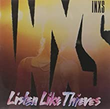 Listen Like Thieves by INXS (2011-06-14)