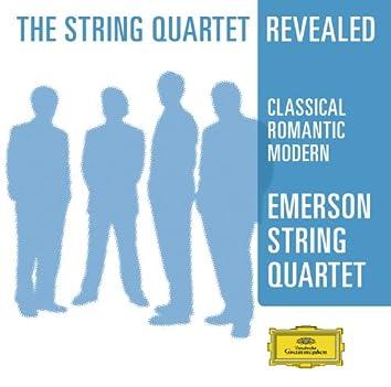 Emerson String Quartet - The String Quartet Revealed (3 CDs)