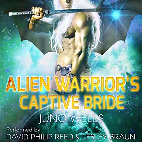 Alien Warrior's Captive Bride cover art