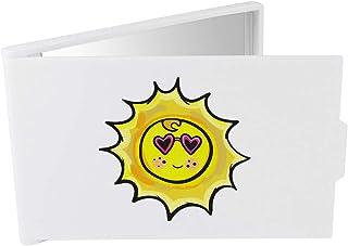 'Shining Sun' Compact / Travel / Pocket Makeup Mirror (CM00024323)