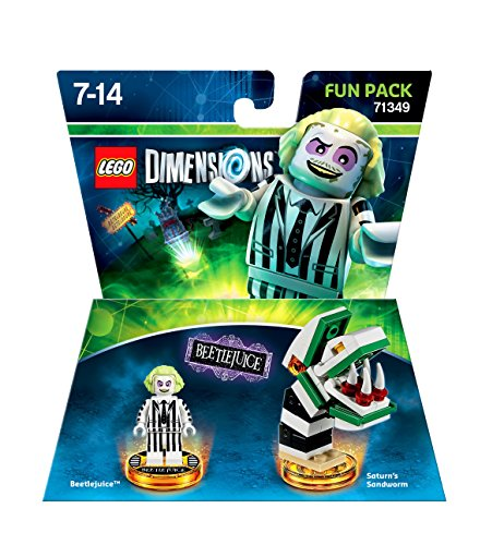 LEGO Dimensions - Fun Pack - Beetlejuice