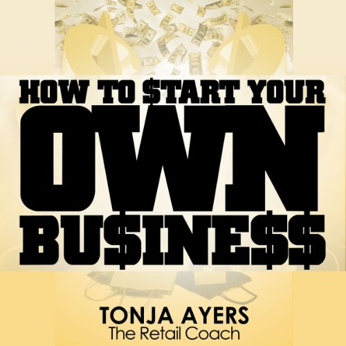 How to Start Your Own Business audiobook cover art